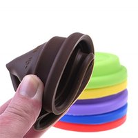 9cm Silicone Cup Lids Creative Mug Cover Food Grade Reusable...
