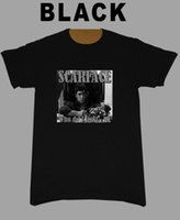 mens designer t shirts shirt Scarface Who do I trust me T Sh...