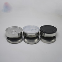 100ml Hand Closed Strain Tin Can smart cans handed sealed sm...