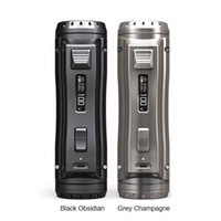 Ehpro Cold Steel 100 120W TC Box MOD 510 Filetto Ehpro Cold Steel 100 MOD Co-progettato con AmbitionZ VapeR Original