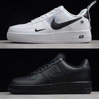 a709c203bd Comprar marca airlis mens das mulheres sapatos de grife sneakers af1 todas  as forças negras brancas 1 um baixo alta frete grátis
