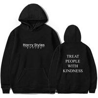 New Treat People With Kindness Hoodies Sweatshirts Men Women Hooded Pullover Tracksuit Long Sleeve Homme Hoodie Hoody Tops