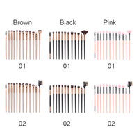 12PCS Pro Makeup Brushes Set Cosmetic Eyeshadow Face Powder ...