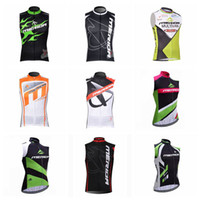92f887328 MERIDA team Cycling Sleeveless jersey Vest Summer Sleeveless Mountain Bike  Jersey Bicycle Clothing Explosion models hot new A20