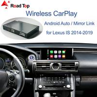 Беспроводной Carplay для Lexus IS 2014-2019, с Android Auto Mirror Link Airplay Car Play Function