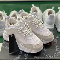 Ace Black White Red Chainz Chain Reaction Casual Shoes Fashi...