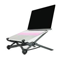K1 staffa di supporto supporto portatile pieghevole di supporto regolabile per il computer portatile Notebook Holder Tablet per Macbook Gaming Pad lavoro