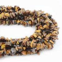 نمر رقائق العين الخرزة 80 سم / حبلا رقائق الأحجار الكريمة الخرزة ذات نوعية جيدة الساخن بيع للمجوهرات جعل DiyLGC-04