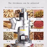 Molinillo de café Granos Especias Hebals cereales secos alimento amoladora Molino Rectificadora molino de molienda de harina en polvo Inicio trituradora