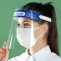 ABD Depo Şeffaf Koruyucu Maske Anti-sis Tam Yüz Kalkanı Kapak Gözler Koruma Yüz Gözler Koruyucu Güvenlik Maske Anti-droplets