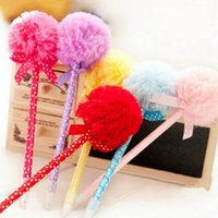 New Arrival!!!!!!!! 1 Pcs Cute Bowknot Hair Stationery Ball ...
