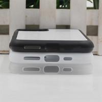 عالية الجودة الهاتف الجديد نموذج 2D التسامي TPU + PC حالة الهاتف للحصول على 11 برو فون 11 مخصص تصميم بنفسك