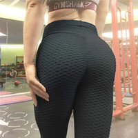 New Arrival Fitness Stretchy Yoga Leggings Gym Pants Butt Sc...