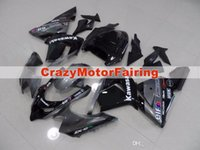 New ABS motorcycle plastic fairings kits fit for kawasaki Ni...
