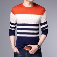 Clothing Knitting Leisure Solid Man Pullover Men' s Wear...
