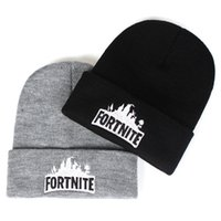 New Fortnite Beanie Men Women Fashion Deisnger Warm Skull Ca...