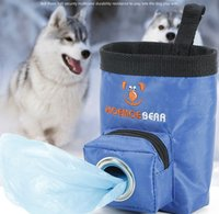 Snack-impermeable obediencia del perro de perrito del animal doméstico del manos libres agilidad Cebo de formación alimentaria Treat bolsa de tren bolsa Quickily Entrega