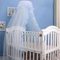 السرير خيمة الطفل البعوض صافي الطفل الصيف سرير صافي السرير البعوض المعاوضة الرضع الستارة جولة الستارة عن أسرة