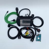 Top SD Connect Автоматический диагностический сканер MB Star C4 SD Compact Диагностика MB Star C4 с программным обеспечением 2019 г. последняя версия 320 ГБ HD