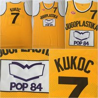 5380c6922770 Nuevos llegados. Mens Toni Kukoc Jersey 7 Jugoplastika Split Movie  Basketball ...