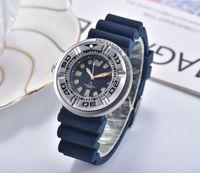 2020 versión más reciente de los deportes de la correa de silicona militares WATH centro hombre reloj calendario relojes reloje la libertad del hombre de