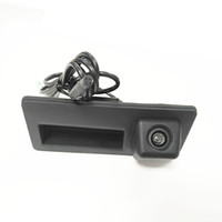 Car Rear View Tailgate Handle Camera for Audi A4 Q5 A4