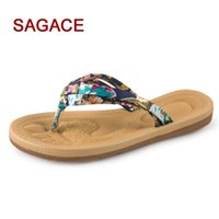 Women Fashion Summer Flat Flip Flops Sandals Loafers Bohemia Shoes