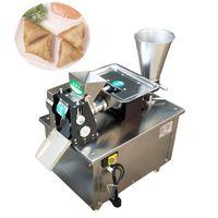 CE certifié machine boulette chinoise entièrement automatique machine de moulage jiaozi fabricant rouleau de printemps ou wonton machine à empanada fabricant samosa