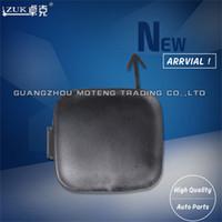 ZUK العلامة التجارية الجديدة الأمامية الوفير السحب هوك كاب غطاء لكزس ES240 ES350 2010 2011 2012 قاعدة اللون