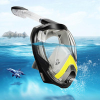 Underwater Anti- fog Folding Full Face Snorkeling Swimming Sc...