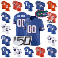 2019 Custom Florida Gators Football NEW JUMP Personalized To...