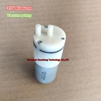 Marke neue 3,7 V Luftpumpe 370 motor Vakuum Pumpe Unterdruck selbstansaugende Pumpe~