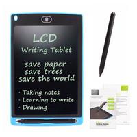 """LCD Scrivere Disegnare con lo stilo Tablet 8.5"""" tavolo da disegno Ufficio scrittura elettronica PC Ultramobile touch pad per i regali di Natale dei bambini"""