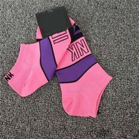 Selling Letter Socks Anklet Sports Hosiery Cotton Fashion Sh...
