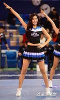 High Schoolgirl Musical Cheerleader Costume Cheer Dance Roupas Cheerleading Uniforme Tops + Saias sexy