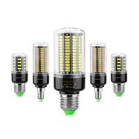 E27 조명 E14 SMD5736 LED 전구 AC85-265V LED 옥수수 빛 3.5W 5W 7W 9W 12W 15W 20W 흔들림 없음을 주도
