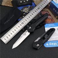cuchillo de mango benchmade BM 940 D2 cuchillo plegable G10 cuchillo del EDC del bolsillo arandela de cobre acampar BM943 BM 940-1 550 Cuchillos