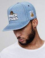 CaylerSons nuevos sombreros del Snapback del béisbol de la manera sombreros del Snapback de la cadera hombres y mujeres de golf del sombrero del casquillo de salto