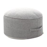 El nuevo diseño de alta Ronda Fuerza Esponja cojín del asiento tatami meditación Cojín de meditación Ronda Mat Presidente Cojines (gris)