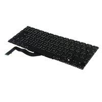 Notebook Klavye UK Qwerty için Apple MacBook Pro Retina 15 inç A1398