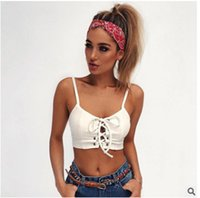 Buttonhole Bandage Whorl Camisole Within Build Small Vest Wo...