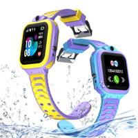 2019 جديد T16 الذكية ووتش رطل كيد الطفل smartwatch الساعات للأطفال sos دعوة الموقع مكتشف محدد المقتفي مكافحة فقدت الشاشة