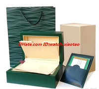 Fornecedor de fábrica De Luxo Relógio De Pulso Caixa de Embalagem Caixas De Madeira Assista BoxCases Com Travesseiro Branco Pode Marca LOGOTIPO Navio Livre 18 CM * 13.5 CM * 8.5 CM