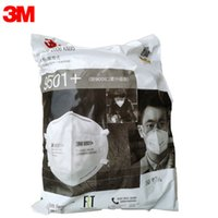 Em estoque! 3M KN95 N95 9501+ Mask Anti Poeira Protective Dustproof PM2.5 DHL Shipping
