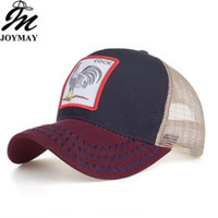Animal Caps New Embroidery Baseball Cap Men Women Summer Eur...