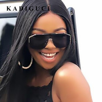 KADIGUCI New Fashion Sonnenbrillen Damen Fashion Designer Retro Square Sonnenbrillen Herren Shades Damen Getönte Brillen Damen Shades K320