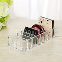 New Arrival Makeup Clear Acrylic Brush Lipstick Holder Makeu...