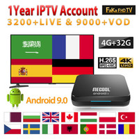 Android TV Box With Code Iptv Smart S905X2 4GB 64GB Android 8 1 Iptv