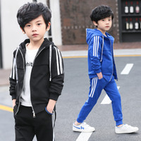 Children Clothes Boys Tracksuit Autumn Spring Kids Clothing ...