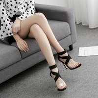 Fashion fashion European and American SNAKE- PRINT sandals, l...